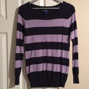 Old Navy striped long sleeve shirt